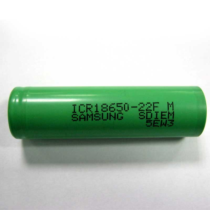 Аккумулятор литиевый 18650 Samsung 2600mAh (ICR18650-26FM original) 3.7V Li-ion