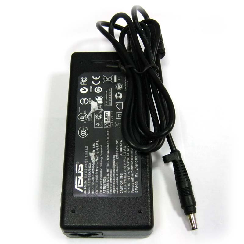 Зарядное устройство для ноутбука ASUS,Acer,Lenovo,Samsung 19V; 4.74A; 5.5mmx2.5mm