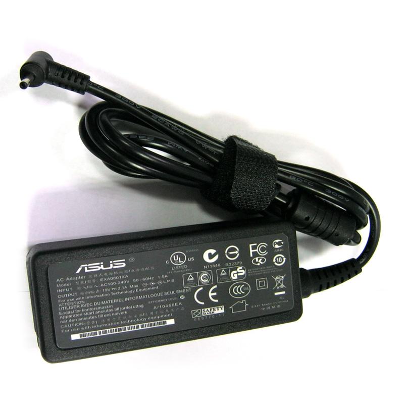 Зарядное устройство для ноутбука ASUS 19V; 2,1A; 2,5mmx0.7mm