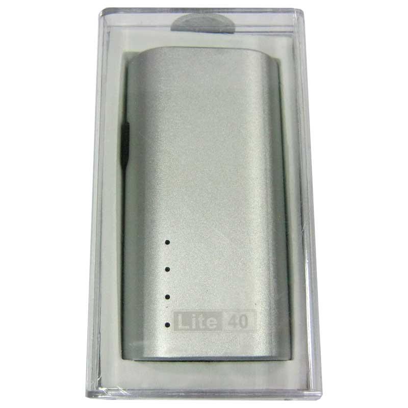 Аккумулятор Lite40 2200мАh стальной(сменный для эл.сигарет)