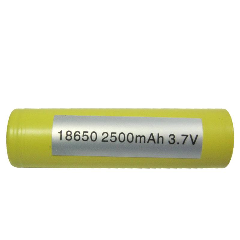 Аккумулятор литиевый 18650 LG 2500mAh INR 18650HE4(ток до 25А)Корея 3.7V Li-ion