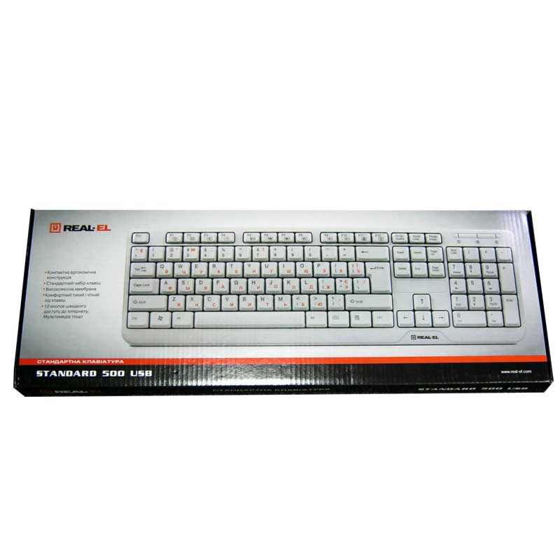 klaviatura-real-el-standart-500-white-usb