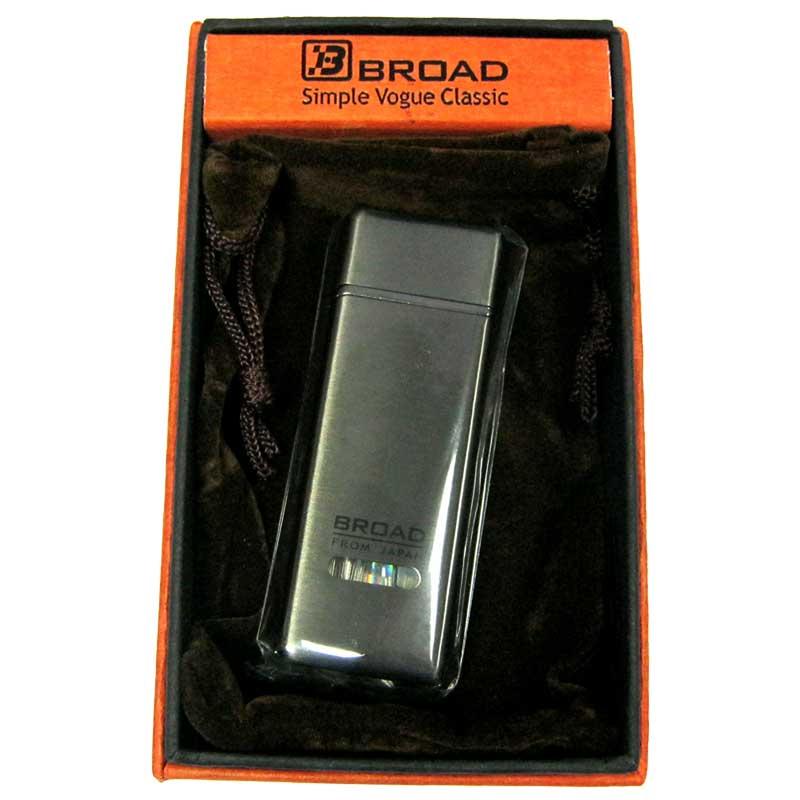Зажигалка BROAD подарочная в коробке