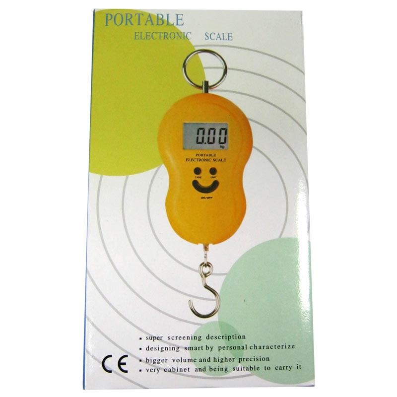 Весы кантерные 0,01-40кг (смайлик)