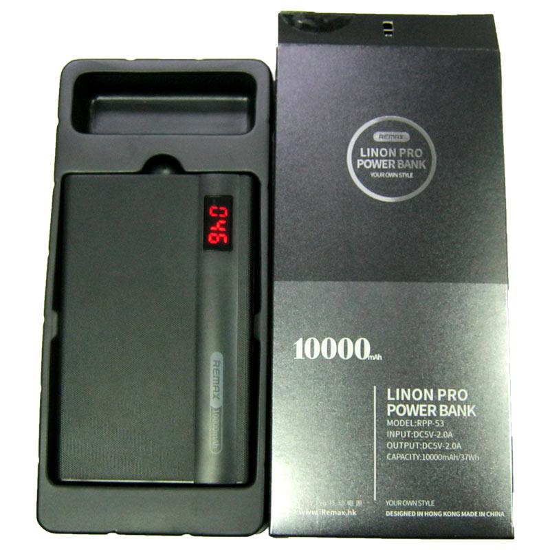 portativnoe-zaryadnoe-ustroystvo-remax-linon-pro-rpp-53-10000mah-lighting-2usb-2a-original