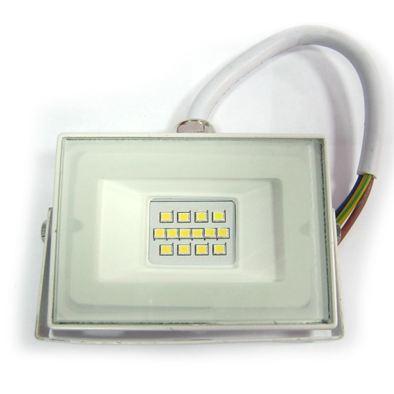 Прожектор светодиодный mini 10W 6500K