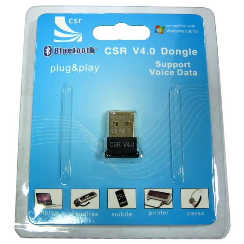Bluetooth AT USB CSR V4.0 + EDR blister (заглушка)