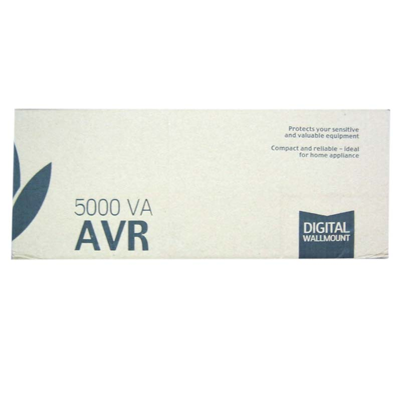 Стабилизатор EnerGenie EG-AVR-DW5000-01(3000W);цифровой,(234x385x114mm)