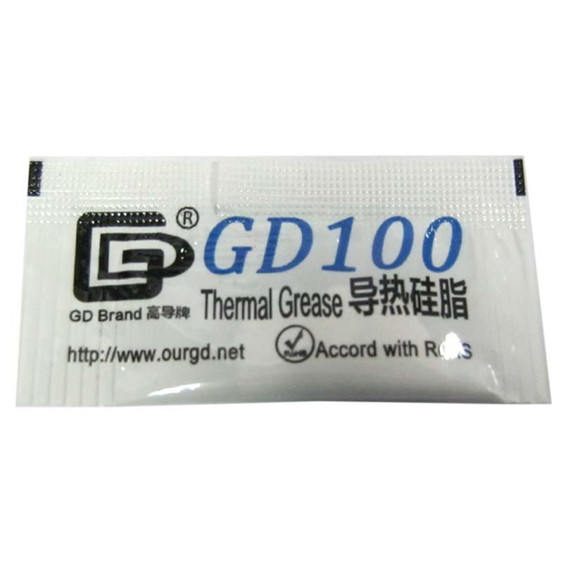Термопаста 0,5г(пакет)