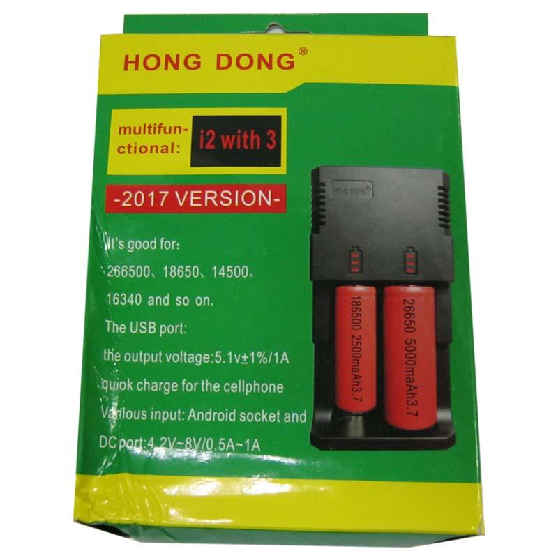 Зарядное устройство для Li-ion аккум. 8863(на 2шт 18650;14500;26650;16340) 5V/1000mA