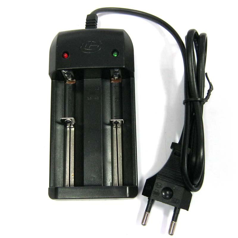 Зарядное устройство для Li-ion аккум.HG-1206Li(на 2шт 18650;14500;26650;16340) 700mA
