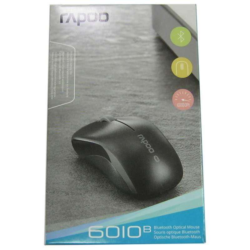 Беспроводная мышка Bluetooth RAPOO 6010B (black)