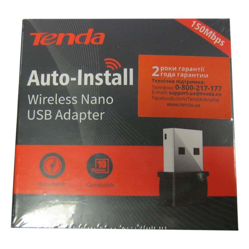Беспроводный адаптер Tenda W311Mi 150Mbps Wireless USB adapter