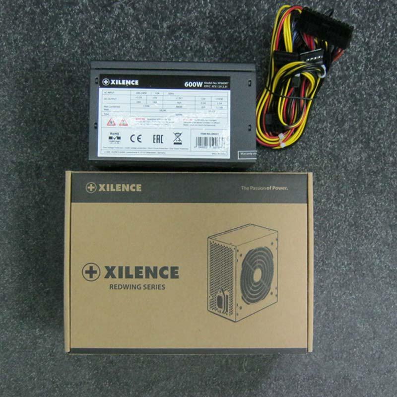 Блок питания Xilence XP600R7;600W ; 12cм fan