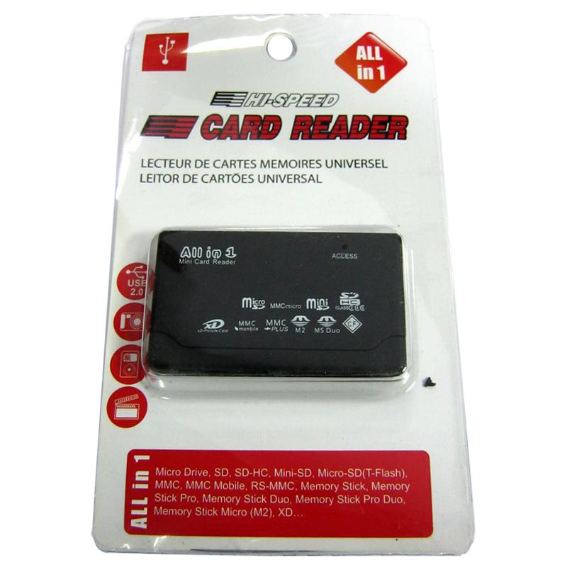 Кардридер ATcom TD2039(SD;M2;microSD;MS)