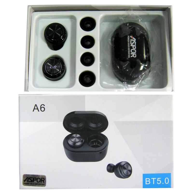 Bluetooth гарнитура Aspor - Air Dors A6