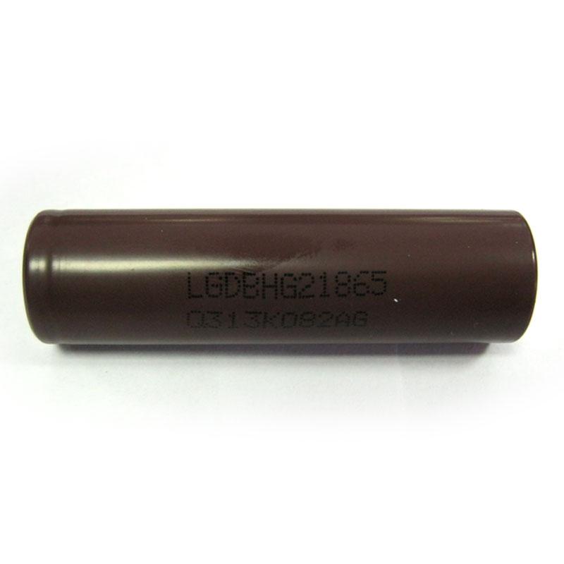 Аккумулятор литиевый 18650 LG 3000mAh INR 18650HE2(ток до 30А)Корея 3.7V Li-ion