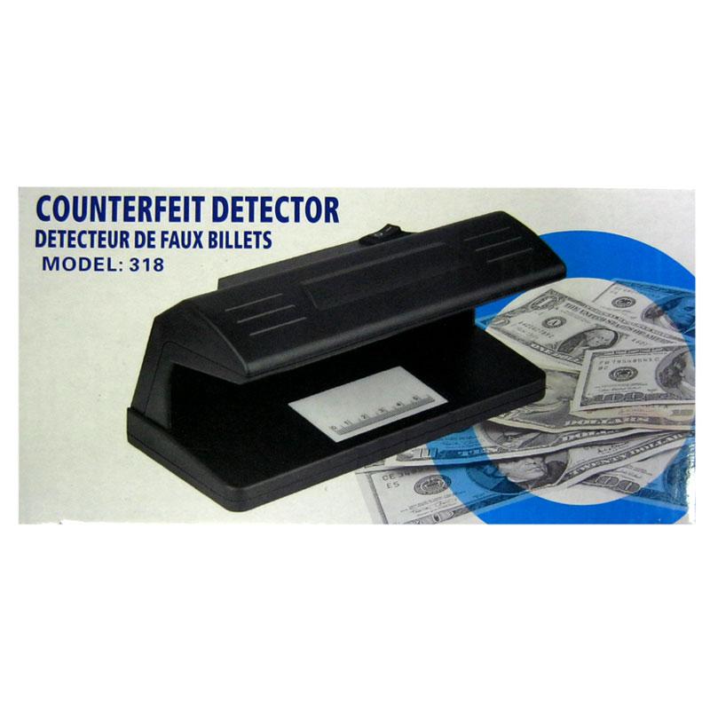 Дектор для проверки денег 318