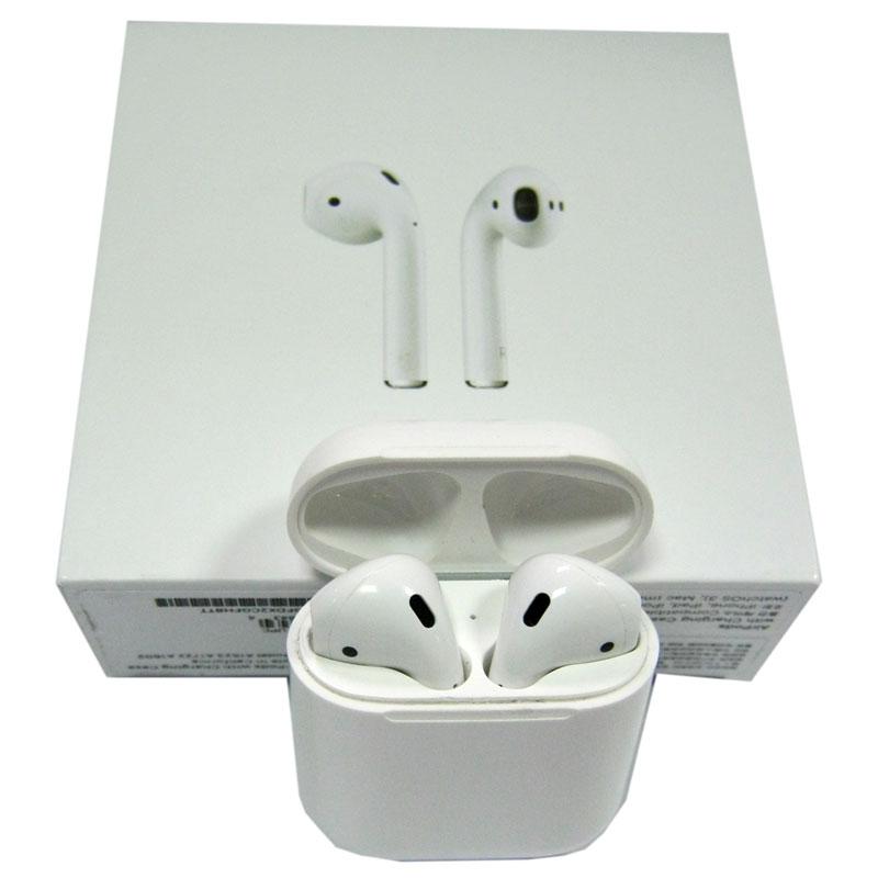 Bluetooth гарнитура BT Air Pods Original white (с кейсом)