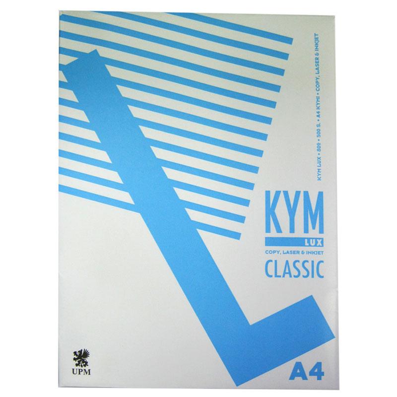 Бумага офисная A4 KYM LUX Classic 80 г/m2 (500 листов)