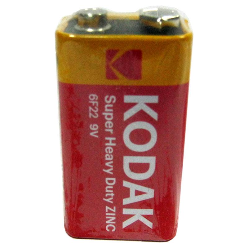 Батарейка крона 6F22 Kodak trey