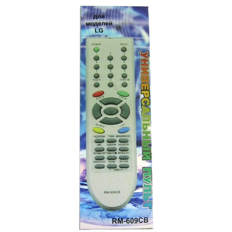 Пульт управления LG RM-609СB универсальный к LCD/LED TV LG