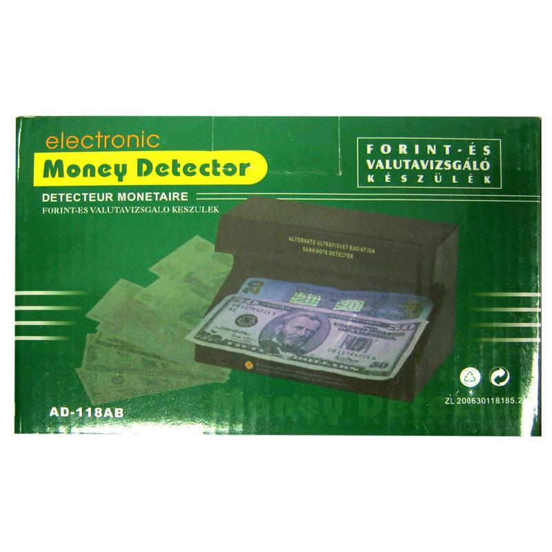 Дектор для проверки денег 118