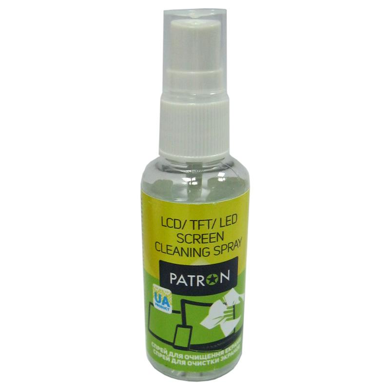 Чистящий спрей PATRON F3-014 50ml для LCD/TFT/LED экранов