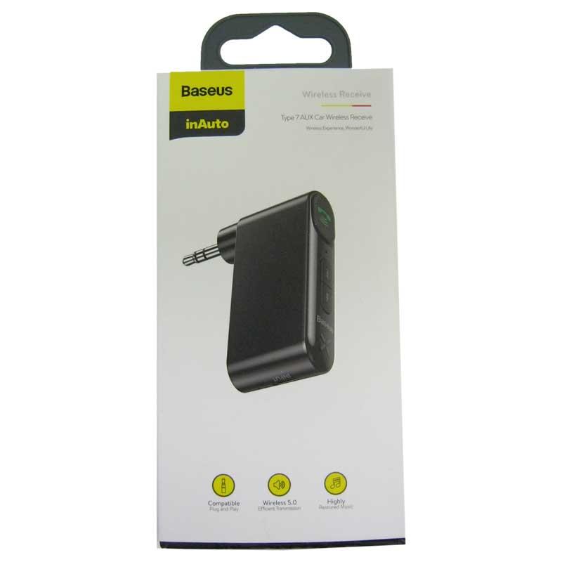 Адаптер Bluetooth Baseus Qiyin WXQY-01 Aux audio wireless adapter