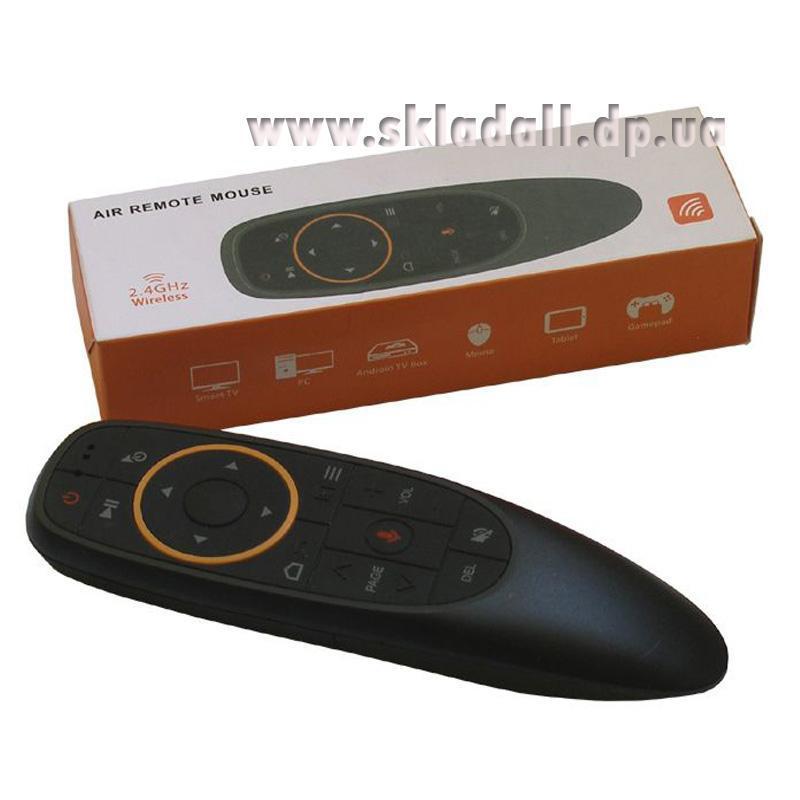 Пульт управления Air Mouse G10S (2.4G;для Android;c гироскопом)