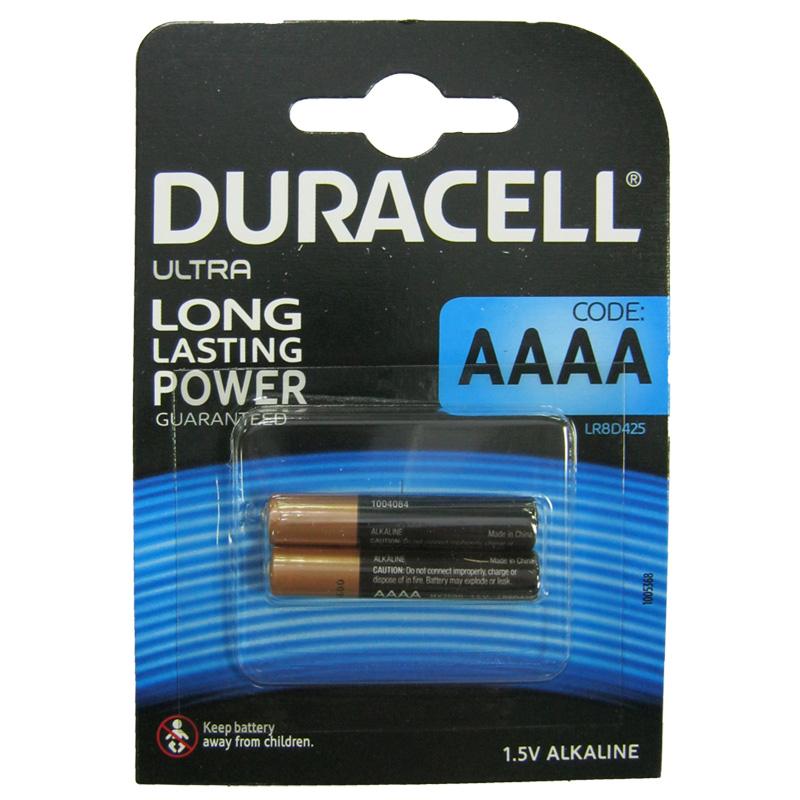 Батарейка LR AAAA(4061;LR8D425) Duracell ,блистер по 2шт