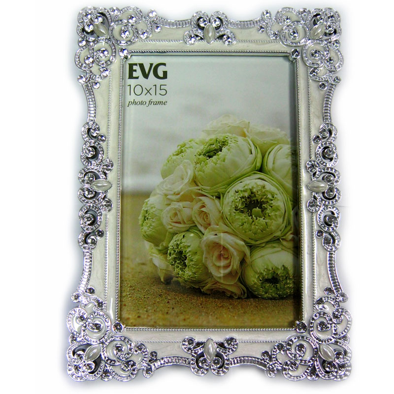 Фоторамка EVG 10x15 AS23 SHINE White