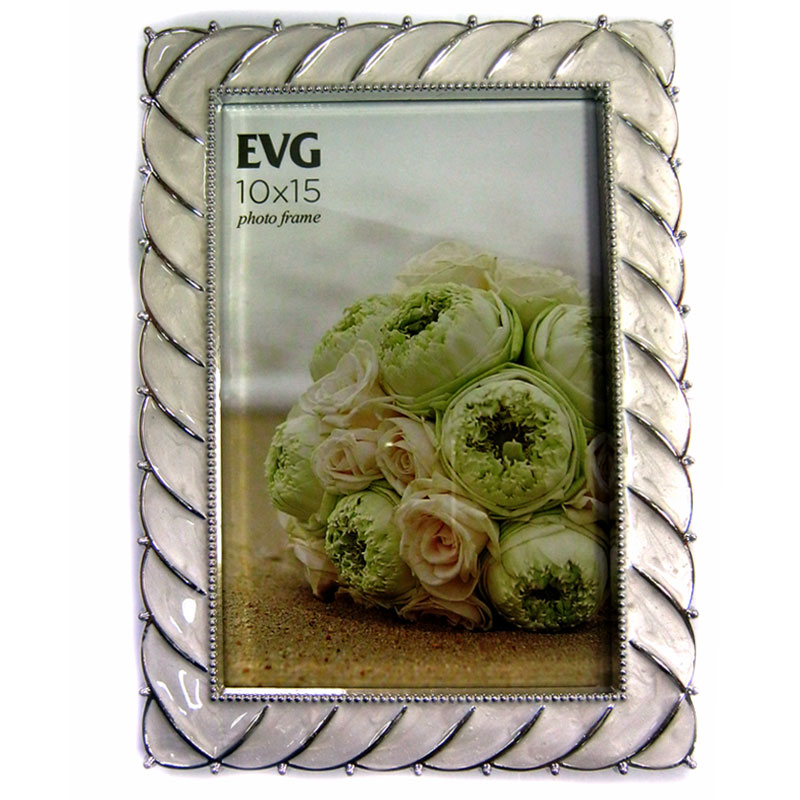 Фоторамка EVG 10x15 AS54 SHINE White