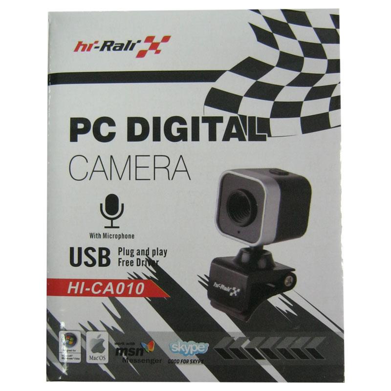 Web камера Hi-Rali 1.3 Mp (с микрофоном)