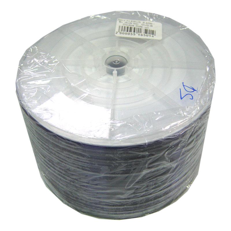 Диск ALERUS 9.4Gb - 8x (bulk 50) DVD-R Double Side