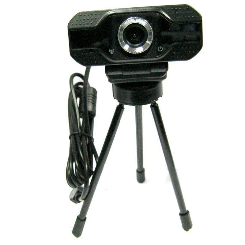 Web камера Dynamode W8-Full HD 2.0Mp, 1080p(с микрофоном и подставкой)