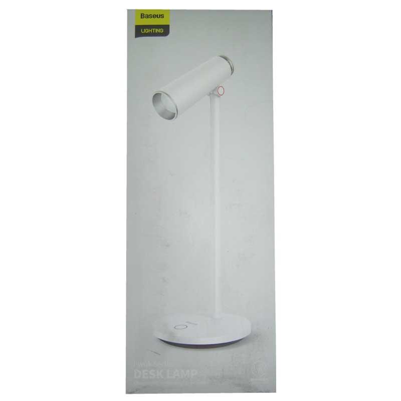 Лампа настольная Baseus I-wok series office reading desk lamp white
