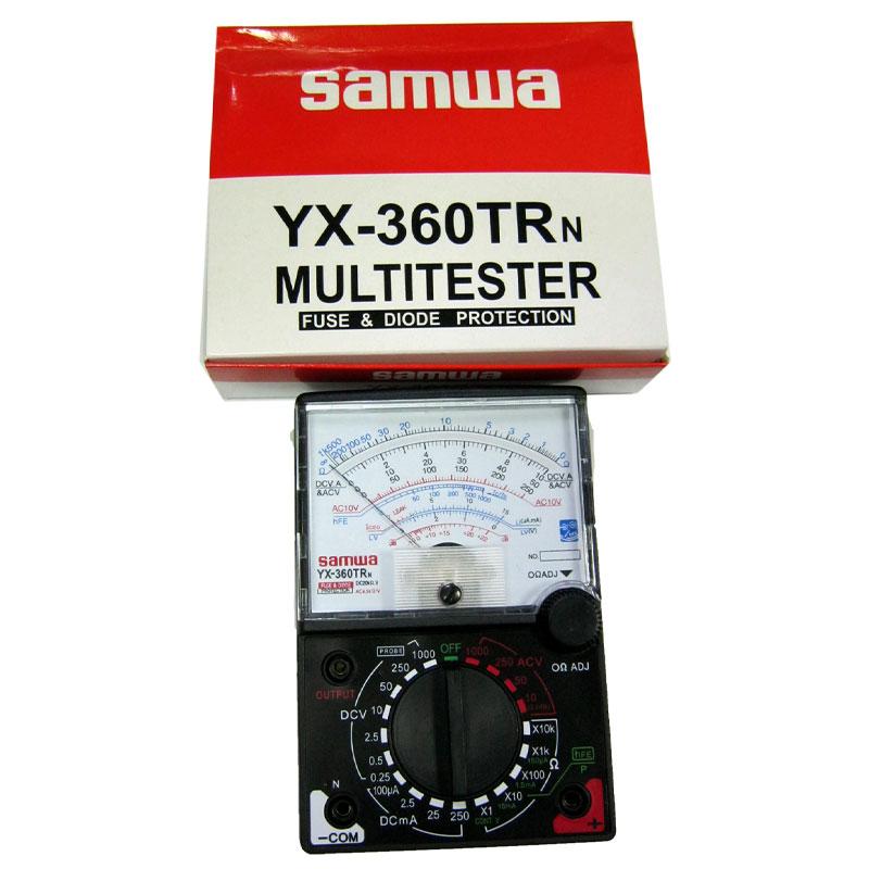 Мультиметр стрелочный YX-360TRn