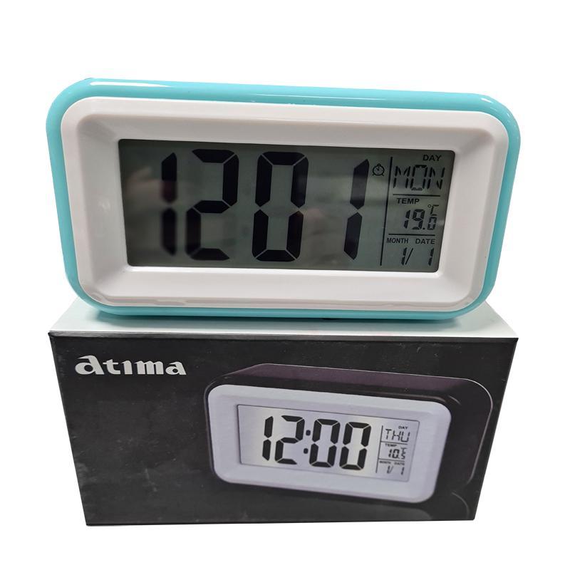 Часы Atima AT-608 (3xAAA)с подсветкой