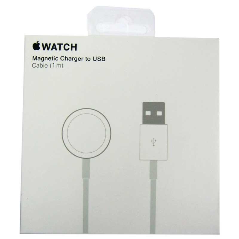 Кабель Apple Magnetic Watch original 1m ,белый