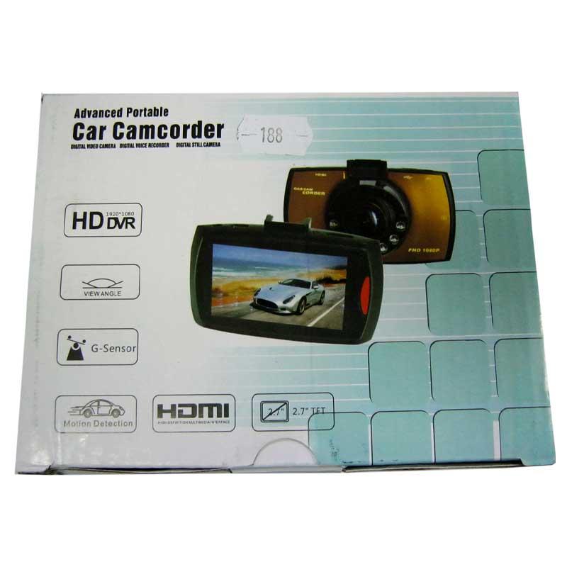 Видеорегистратор DVR-188 ж.к.экран 2.4
