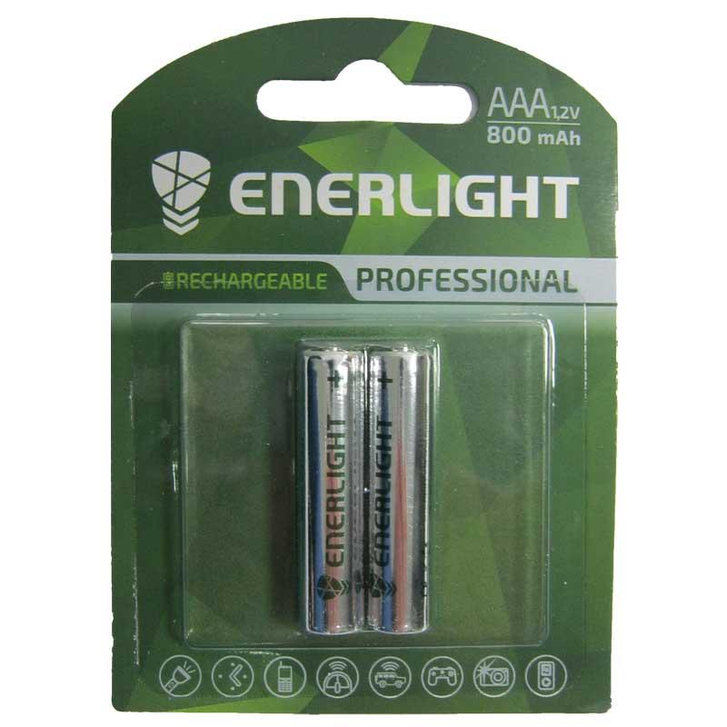 Аккумулятор R03 ENERLIGHT 800mAh NiMH Professional(по 2шт)