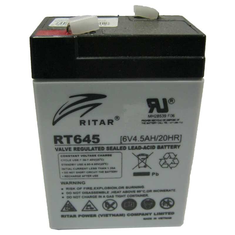 akkumulyator-svincovo-kislotnyy-ritar-rt645-6v-4-5ah