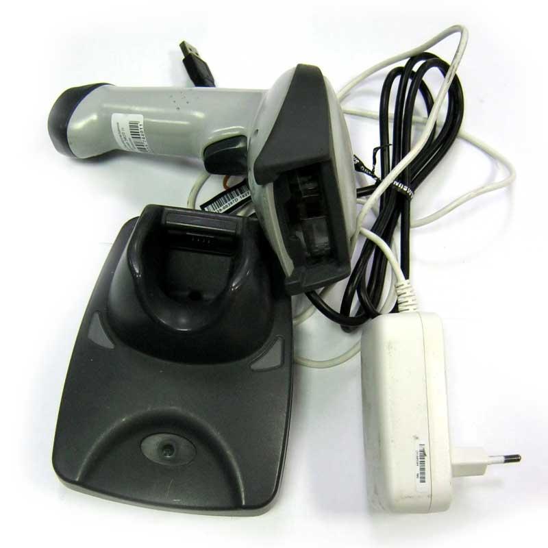 Сканер безпроводной Honeywell 3820 (c блоком питания+аккум.3400mAh)