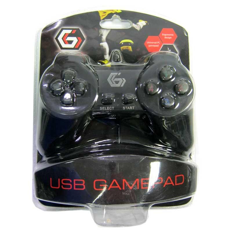 Игровой манипулятор Gembird JPD-UB-01, USB
