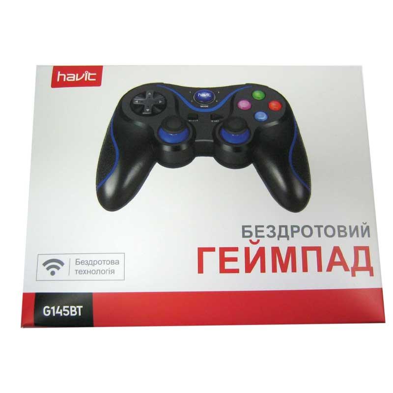 Игровой манипулятор Havit HV-G145BT Bluetooth 5.0,