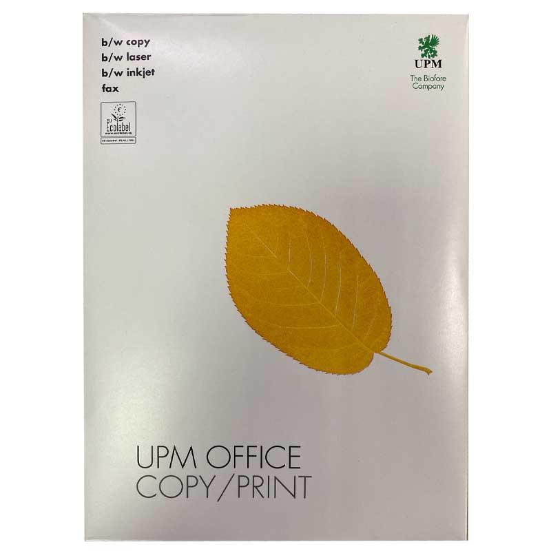 Бумага офисная A4 UPM OFFICE 80 г/m2 (500 листов)