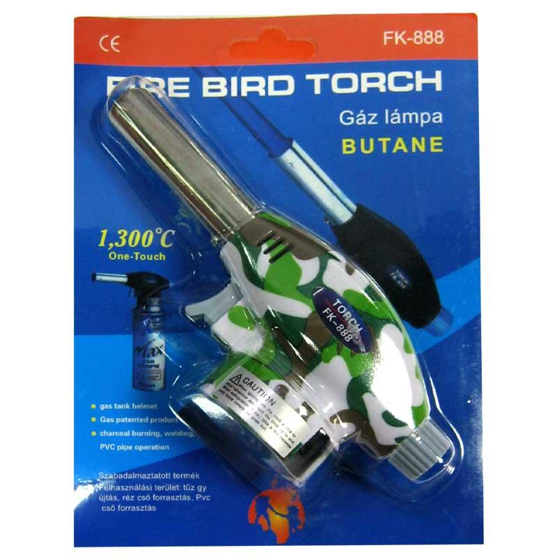 Автоматическая газовая горелка Fire Bird Torch FK-888