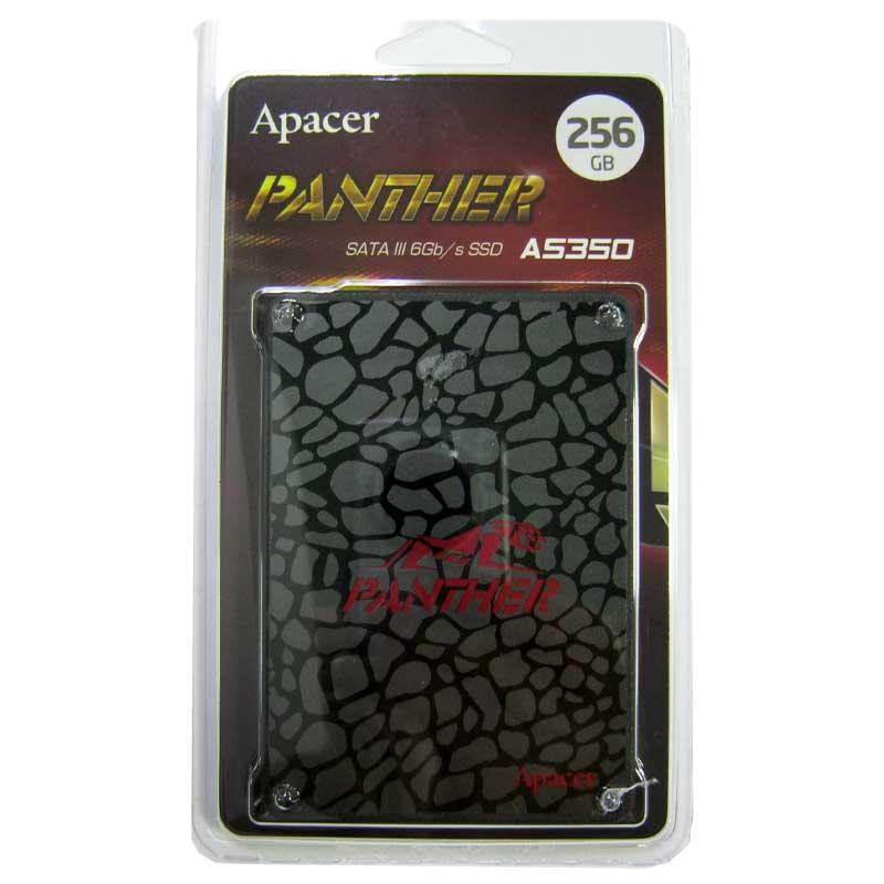 Жесткий диск SSD ApacerAS350 PANTHER 256Gb;2.5